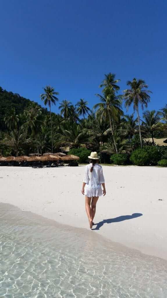 Pulau Redang viajar a Malasia