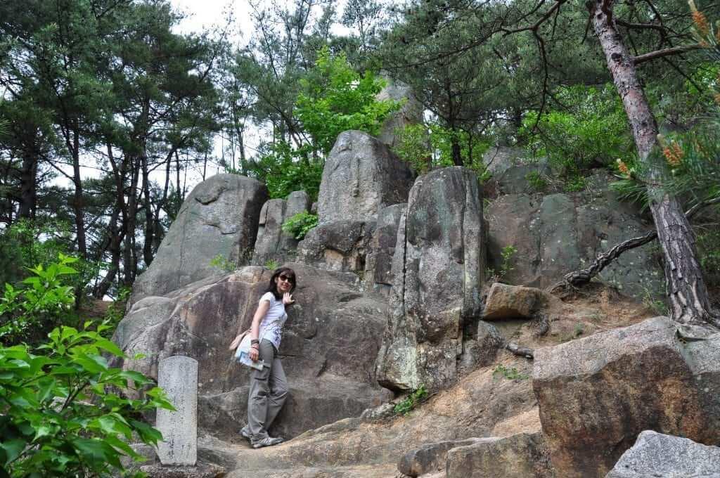 que ver en Corea del Sur Monte Namsan