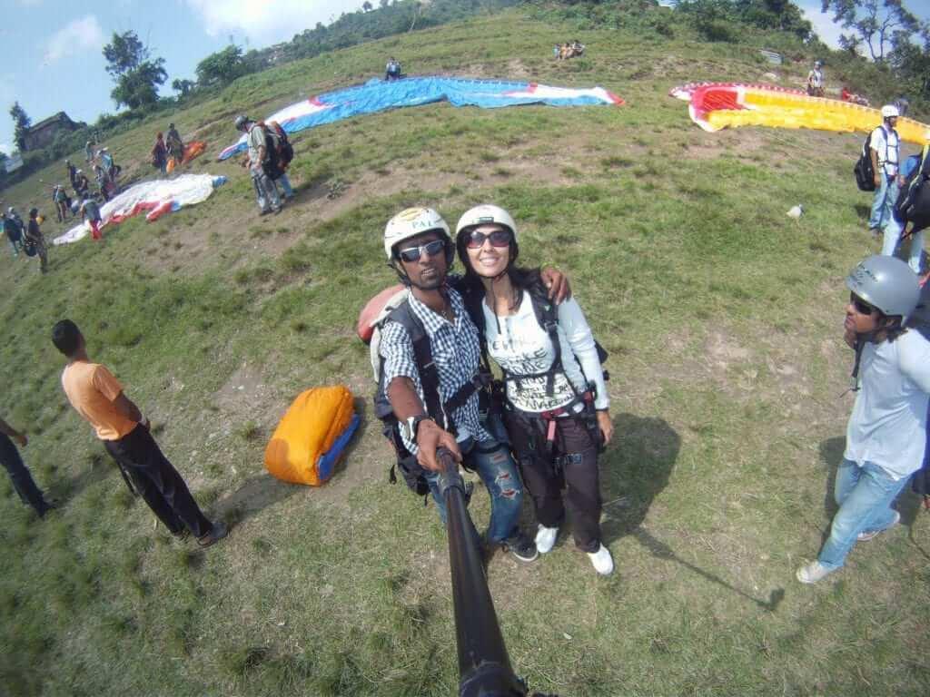 Blue Sky Paragliding