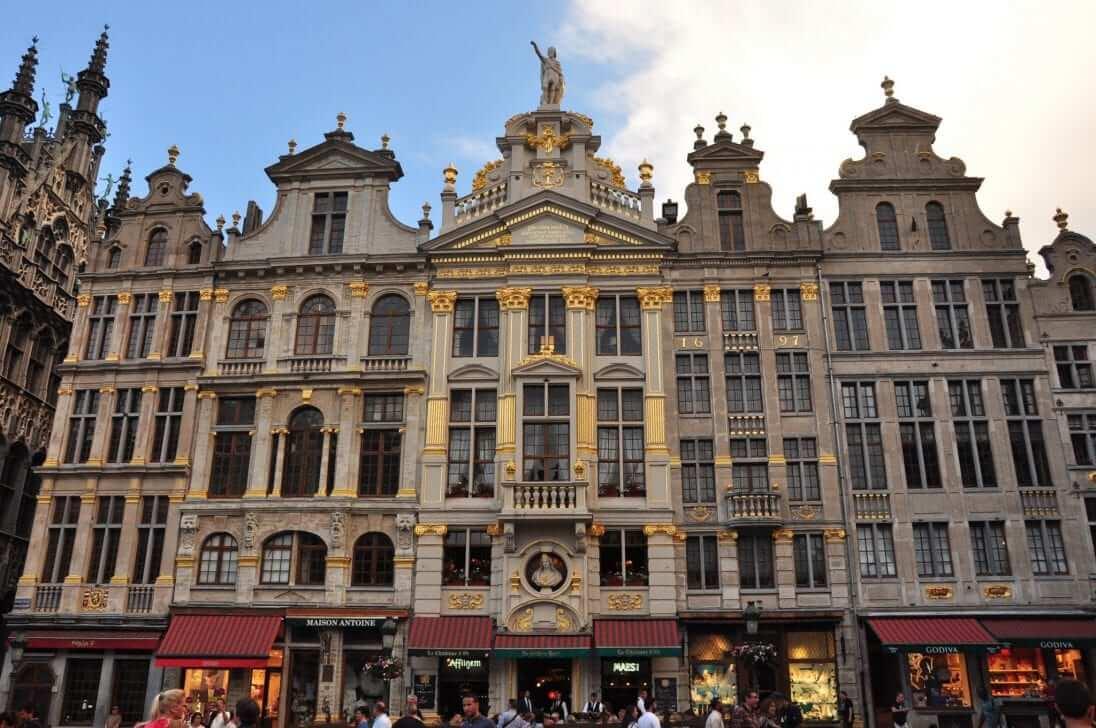 35 cosas que hacer y que ver en Bruselas - Kris por el mundo - Blog ... 0925b4ba3c4