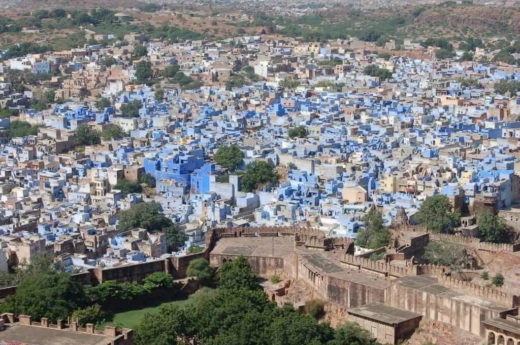 Ciudades de colores