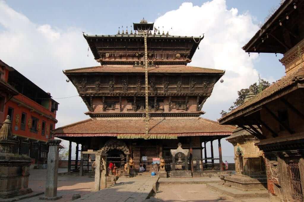 Valle de Katmandú Kirtipur Nepal
