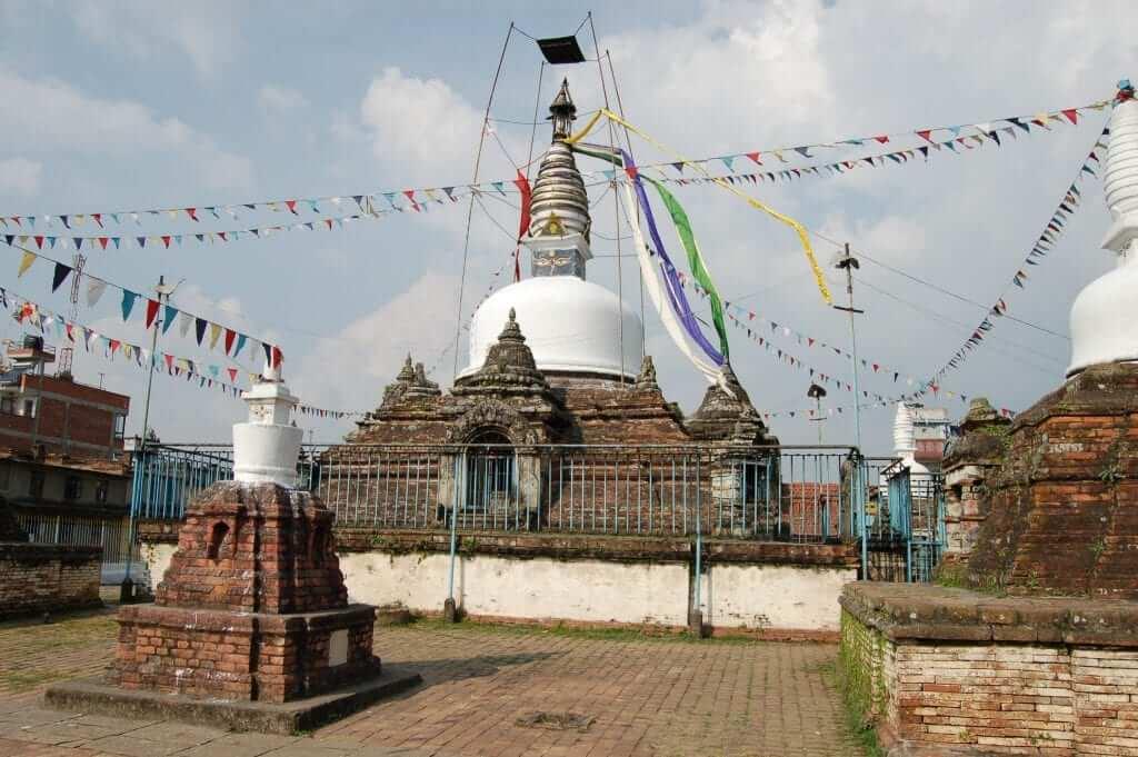 Valle de Katmandú Nepal Kirtipur