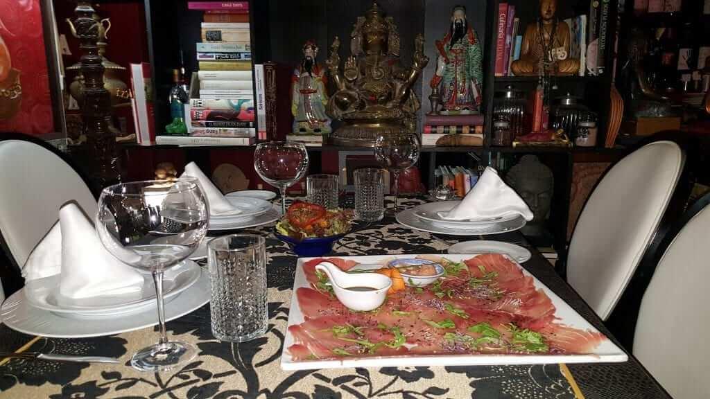 Restaurante Samsara Maspalomas
