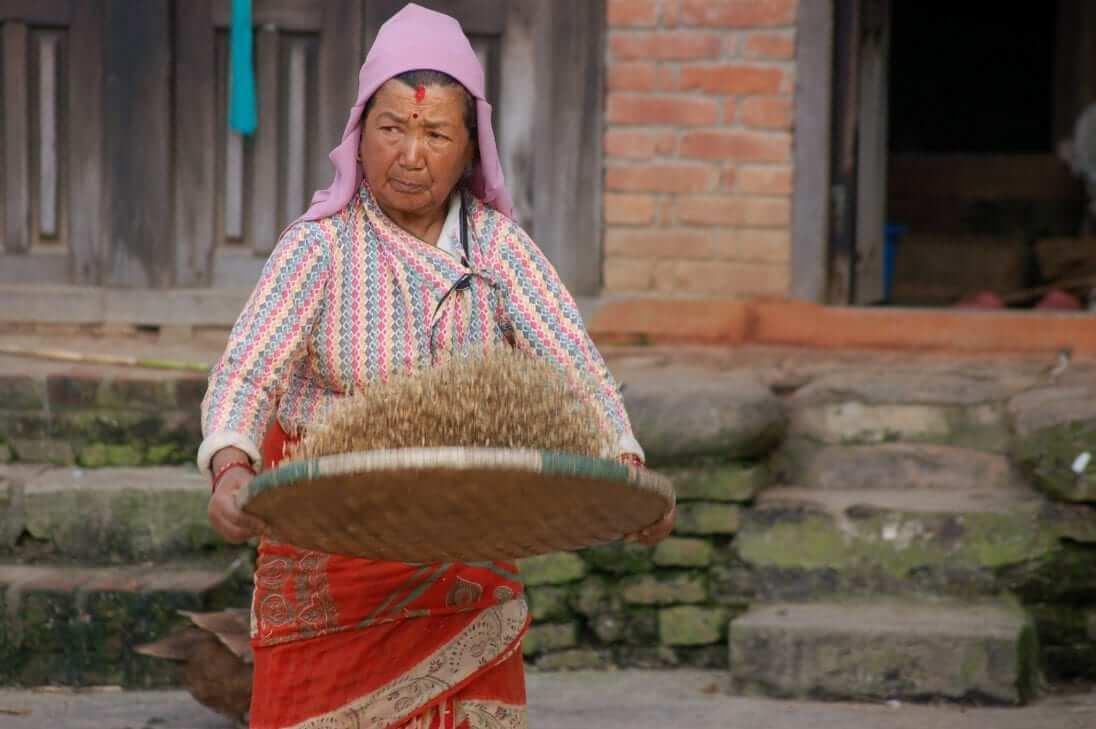 Valle de Katmandú Nepal