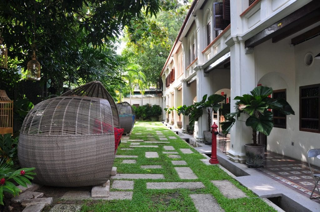 Muntri Grove Penang
