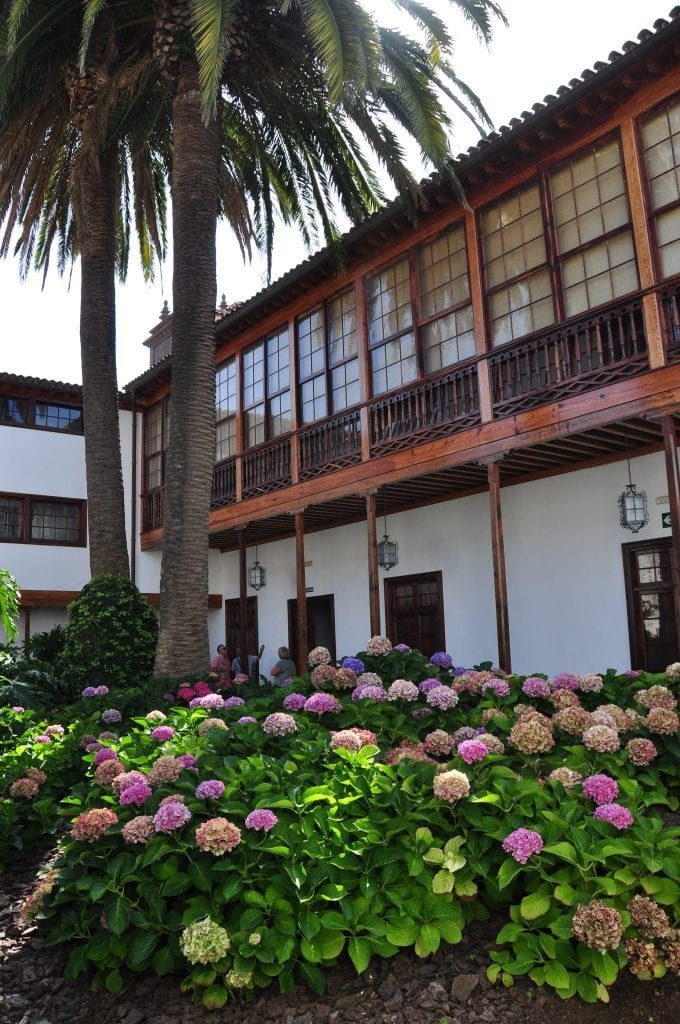 que ver en la laguna Casa Salazar Tenerife