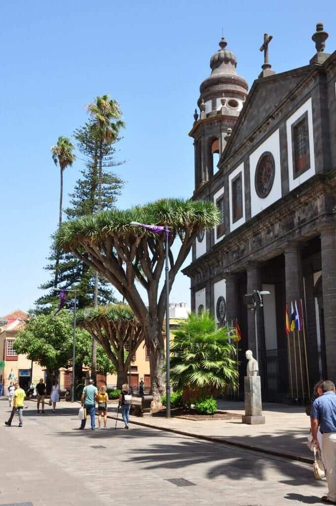 qué ver en la laguna Tenerife