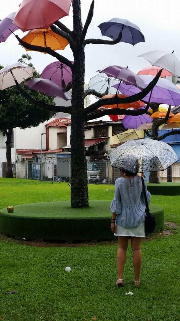 el tiempo en singapur