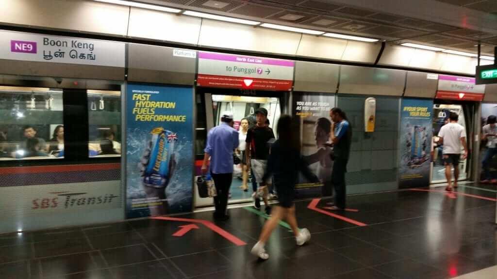 Viaja a Singapur