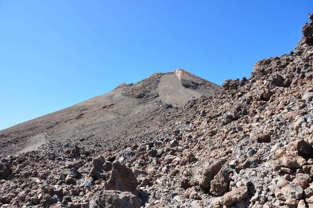 Subir al Teide Tenerife