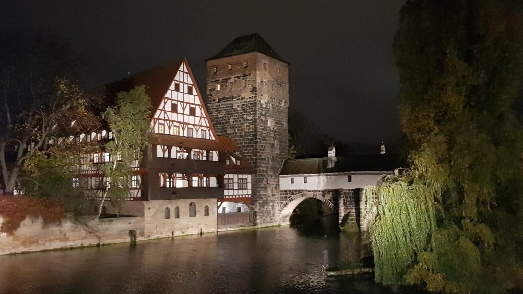 Viajar a Nuremberg