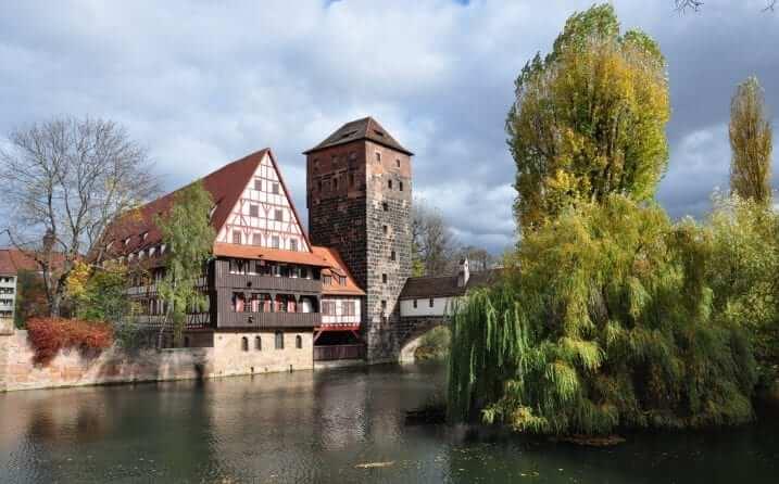 Viajar a Núremberg