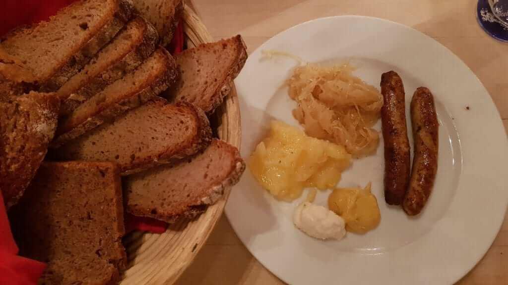 Comer en Nuremberg restaurante Steichele