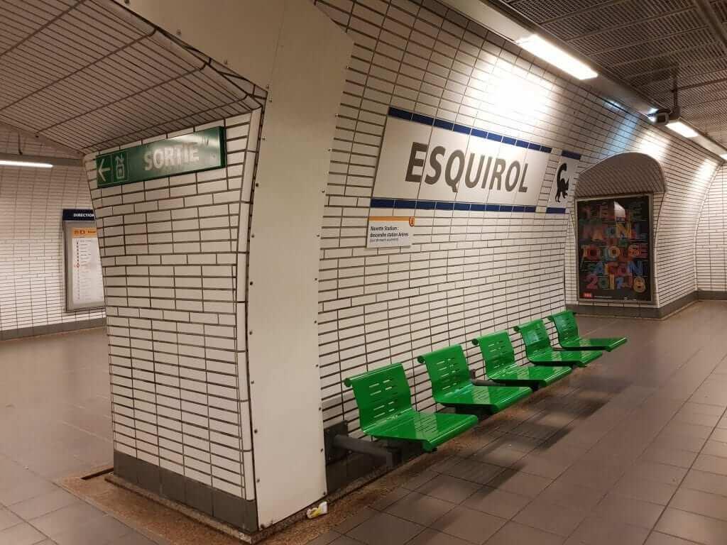Metro de Toulouse