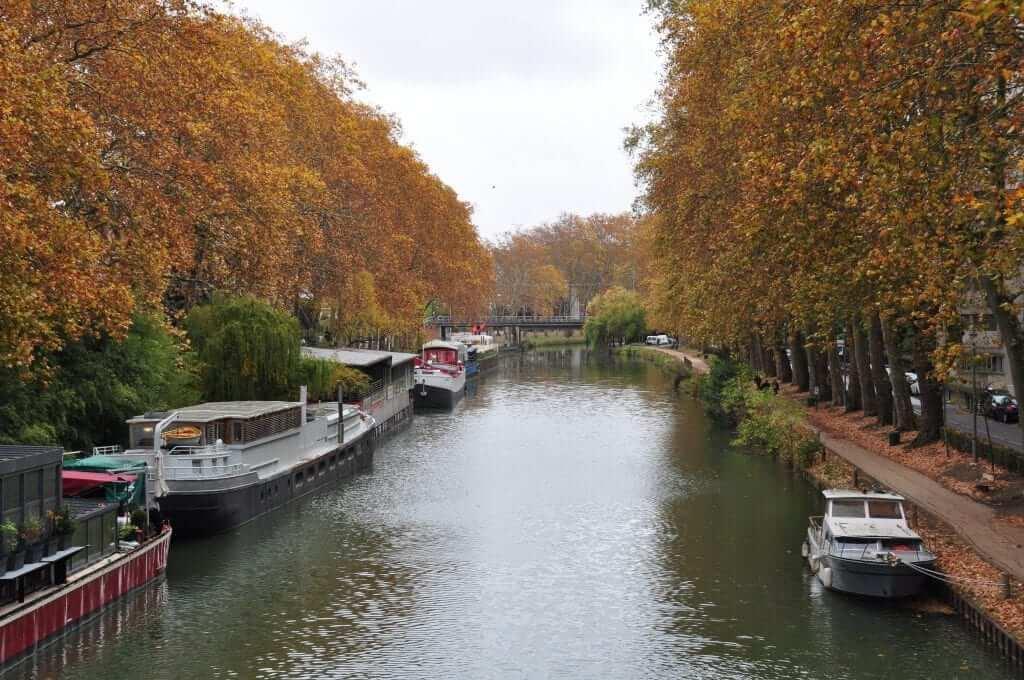 que ver en Toulouse Canal du Midi