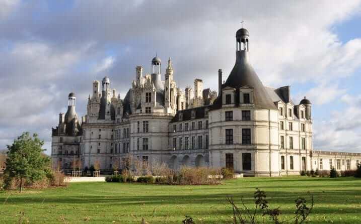 Castillos del Loira Chaumond
