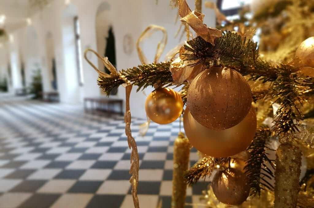 Castillos del Loira en Navidad Chenonceau