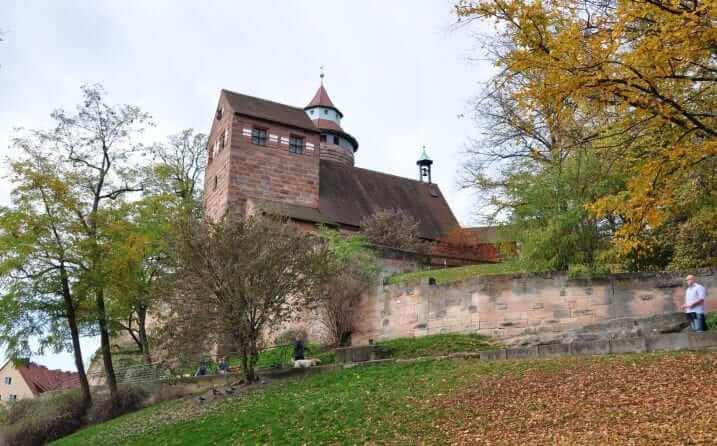 Kaiserburg, Núremberg