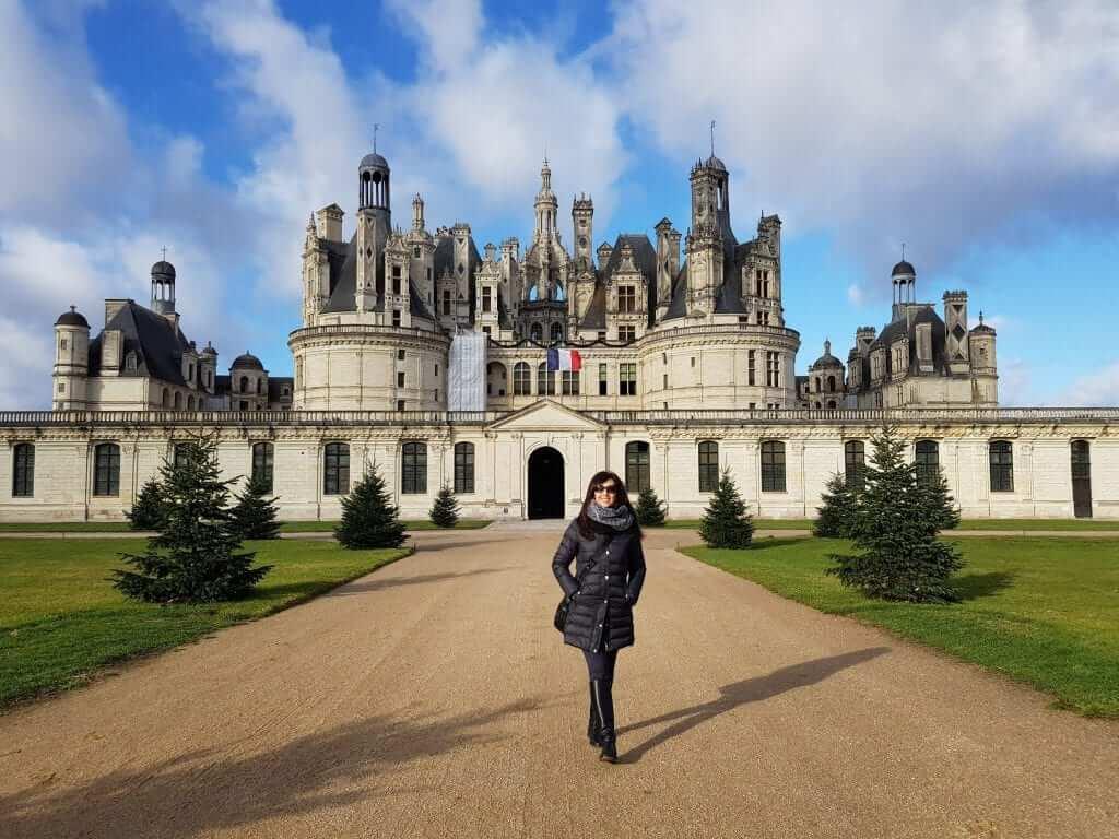ruta por los castillos el Loira