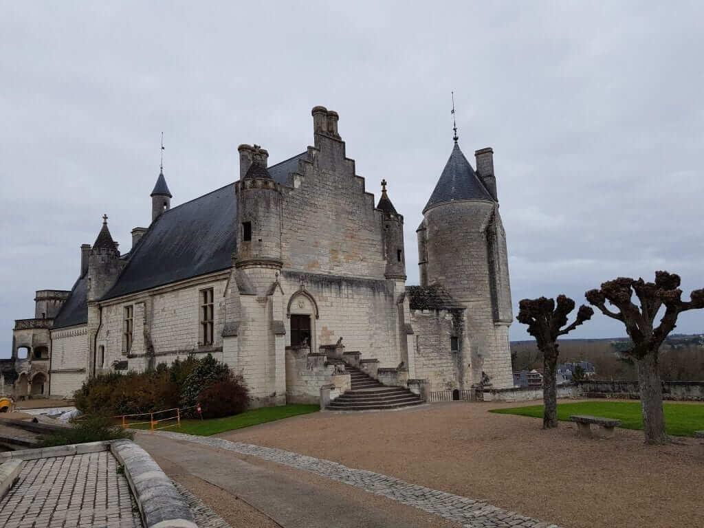 ruta por los castillos del Loira Loches