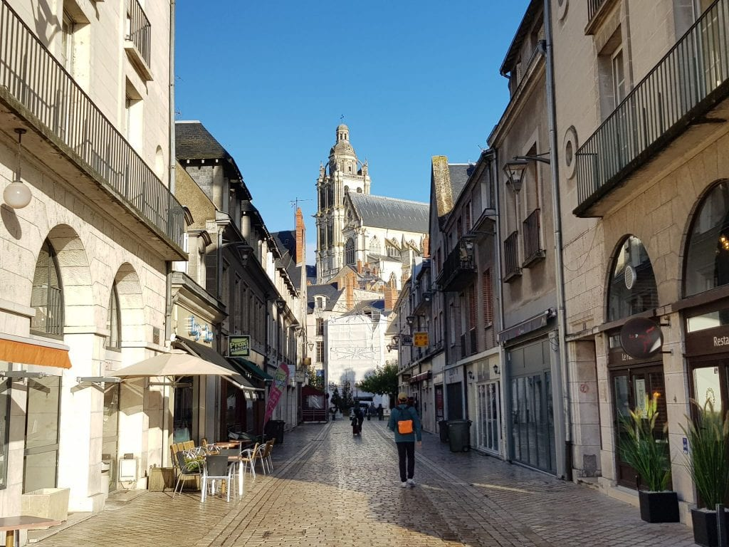 ruta por los castillos del Loira