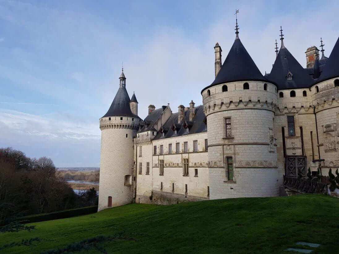 Castillos Del Loira Mapa.Castillos Del Loira Ruta Presupuesto Y Mapa Kris Por El