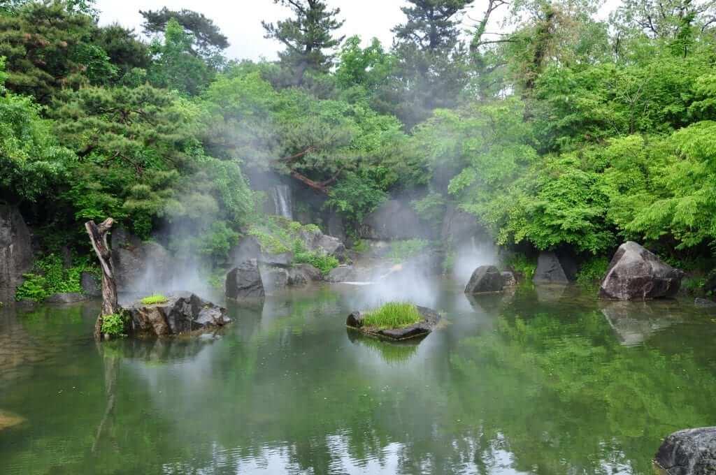 que ver en Seúl Parque Yongsan