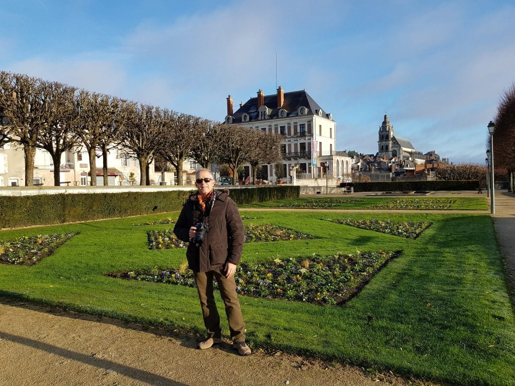 ruta por los castillos del loira Blois