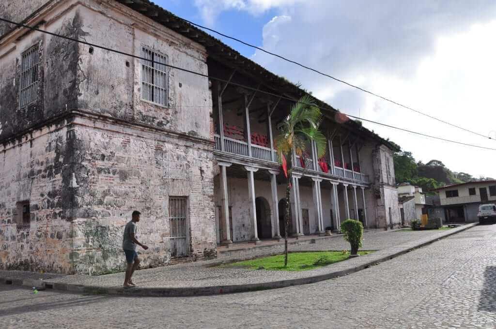 Portobelo, Real Aduana, Panamá