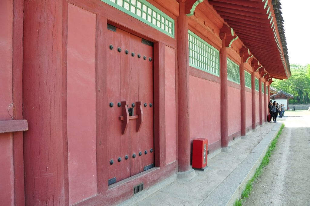 que ver en seúl SantuarioJongmyo