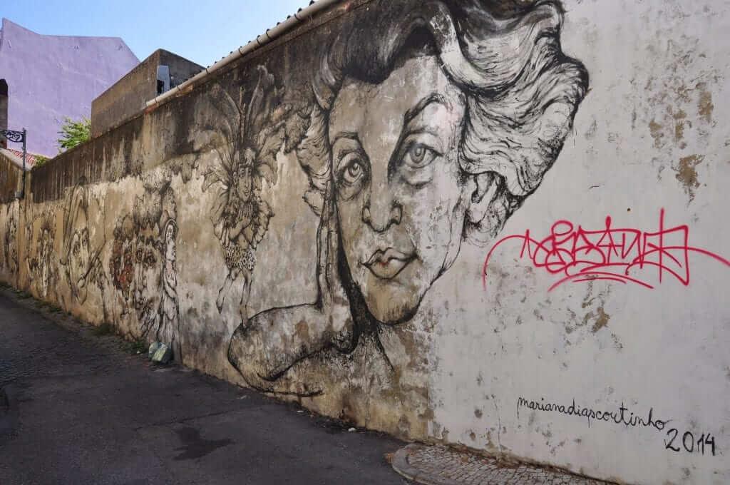 que hacer en lisboa arte urbano