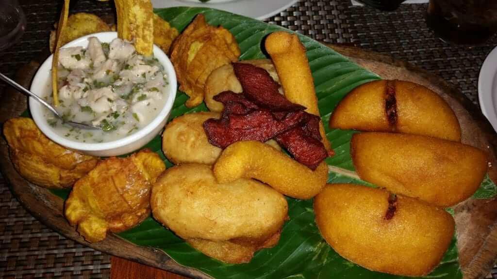 comer en panamá