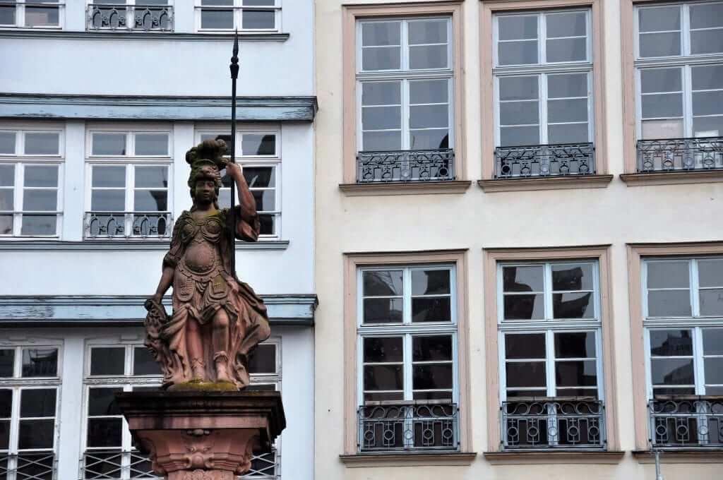 que visitar en frankfurt