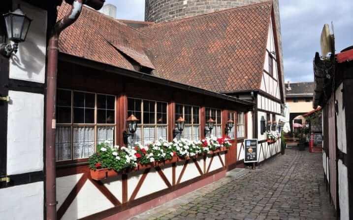 tiempo en Núremberg