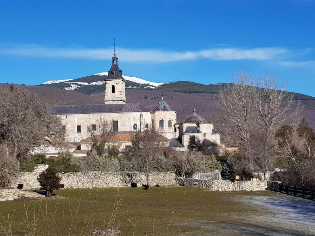 Monasterio del Paular fin de semana en rascafría