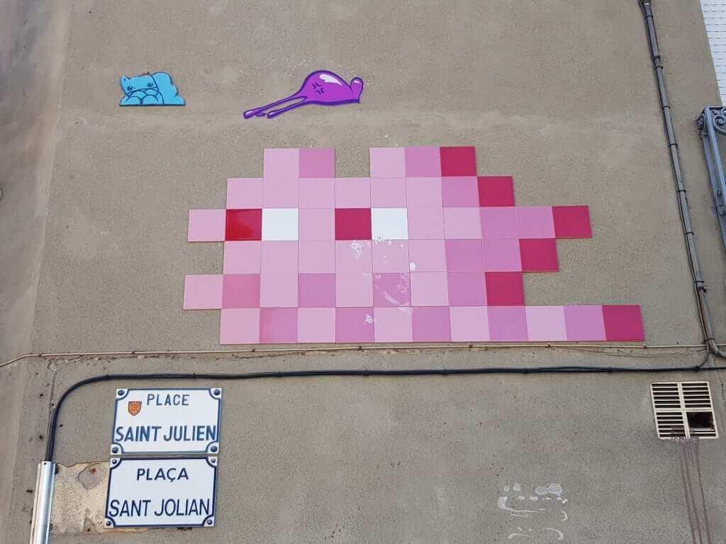 Toulose arte urbano