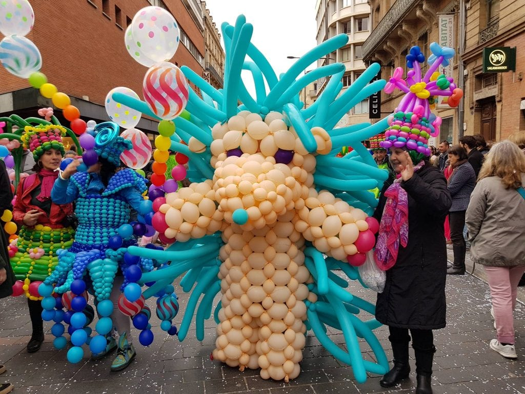 Toulouse carnaval
