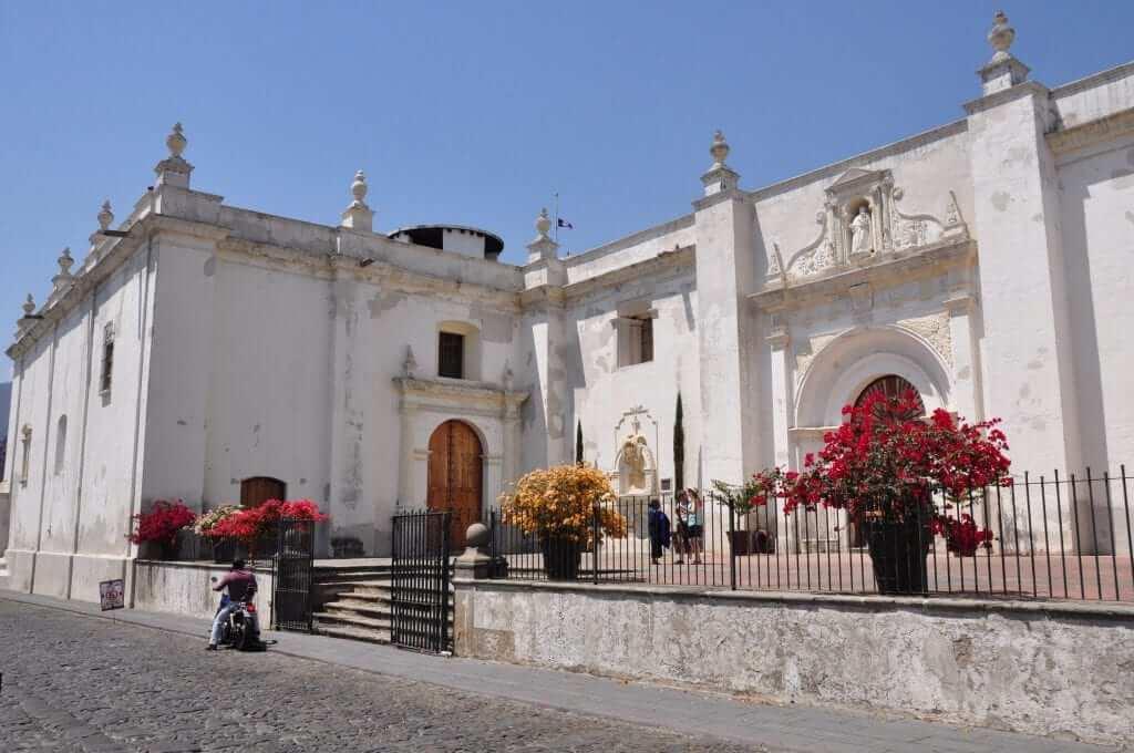 Antigua, Guatemala, Catedral
