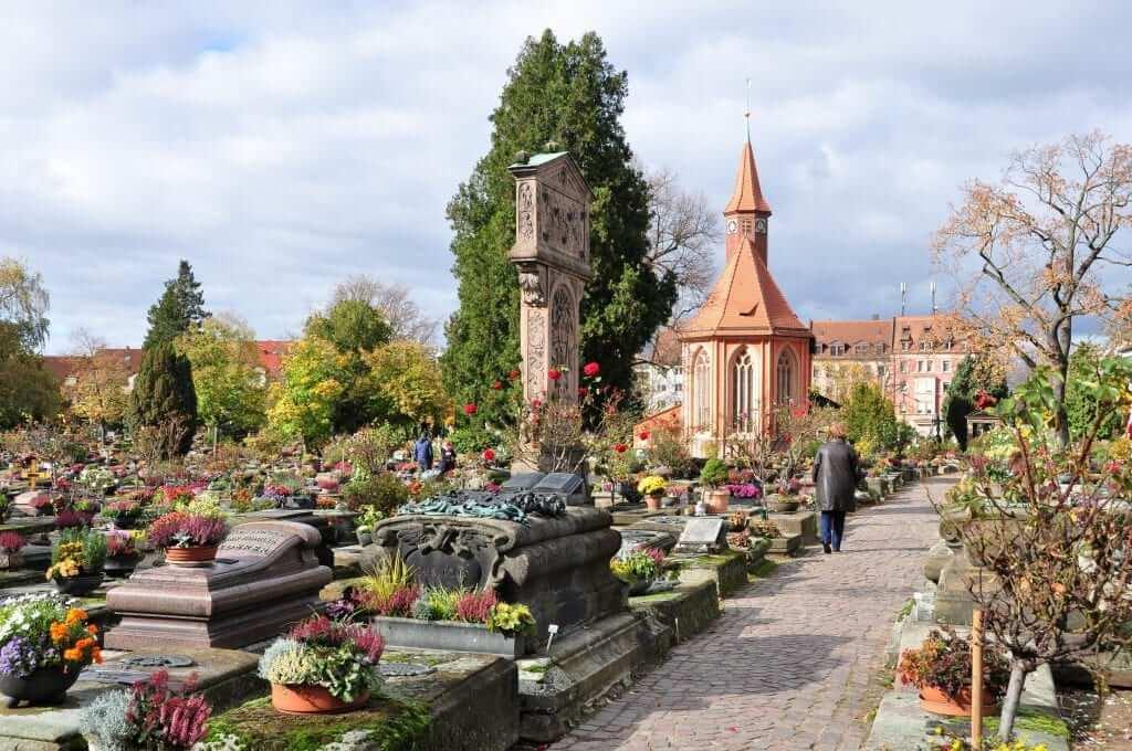 Juicios de Núremberg cementerio de San Juan
