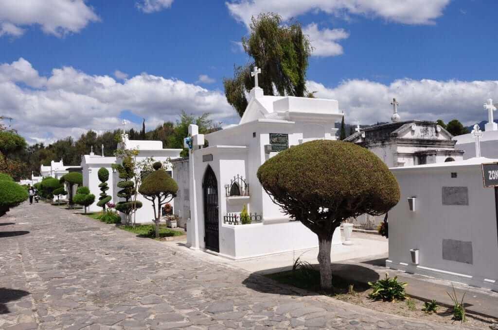 Antigua Cementerio de San Lázaro