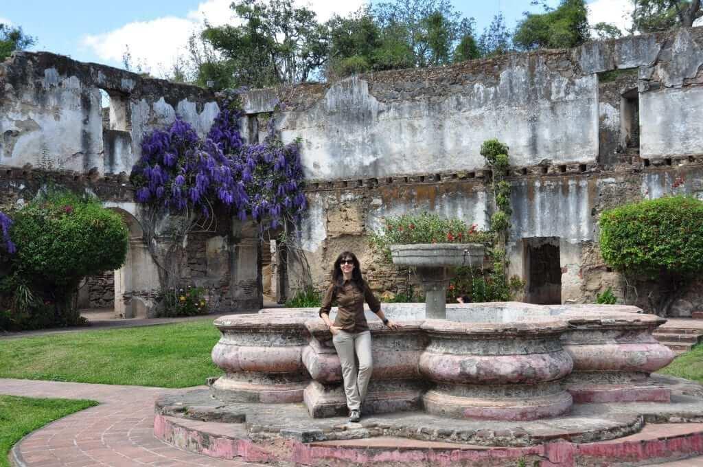 Antigua, Colegio de San Jerónimo, Guatemala
