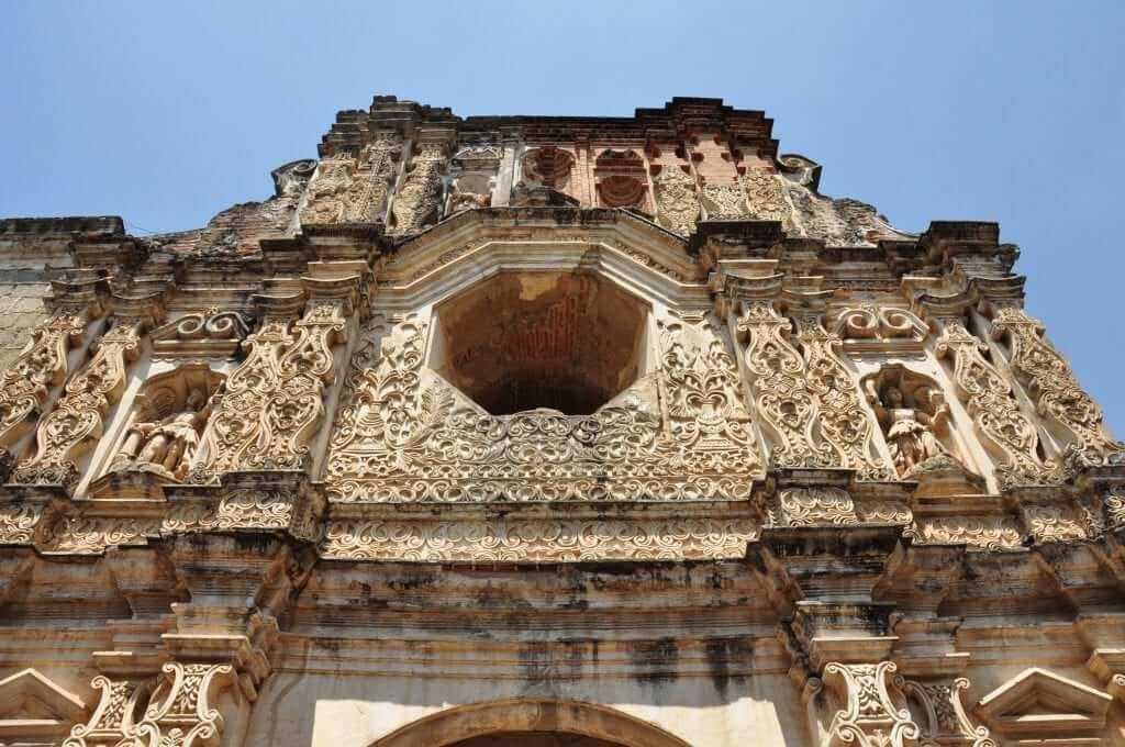 Antigua Guatemala Convento de Santa Clara