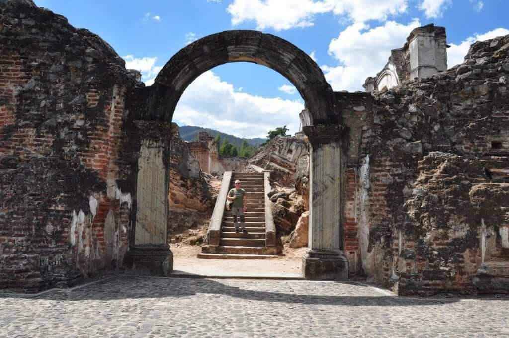 Antigua, Convento de la Recolección, Guatemala