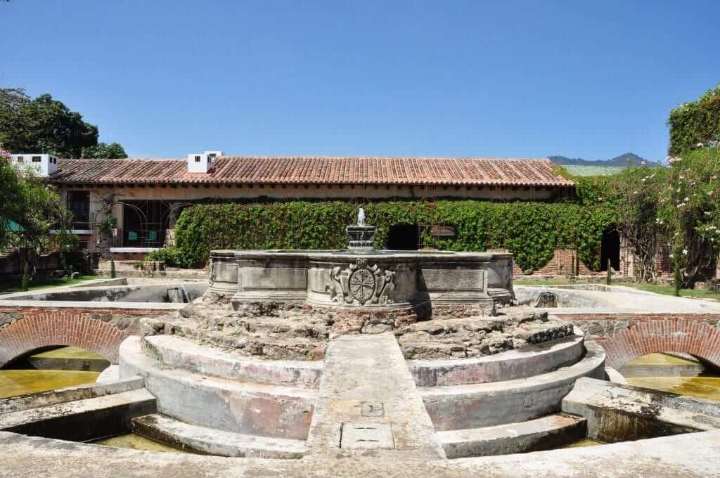 Antigua Convento de Santo Domingo Guatemala