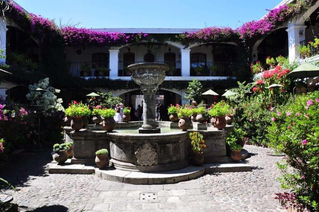 Chichicastenango hotel santo tomas