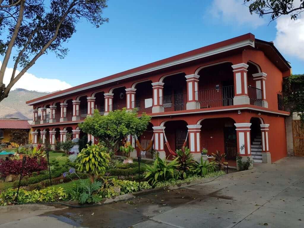 Viajar a Antigua Hotel Selina Antigua