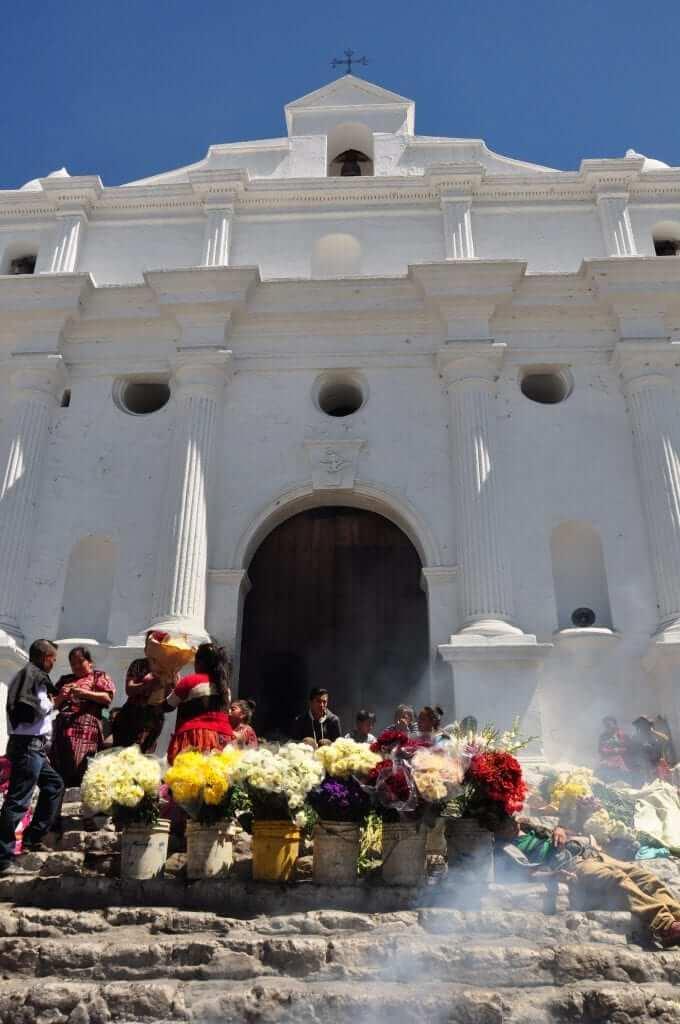 Chichicastenango Santo Tomás