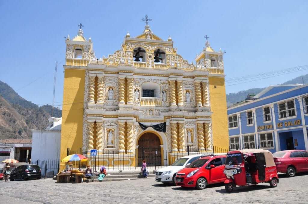 Viajar a Guatemala, Zunil