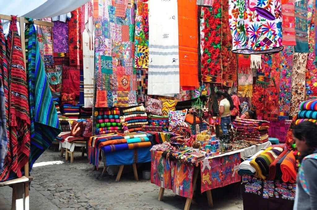 Viajar a Guatemala Chichicastenango